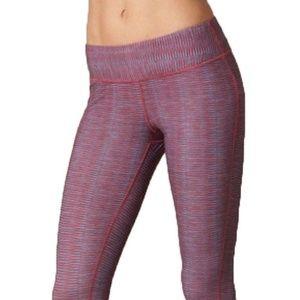 prAna Maison Womens Athletic Leggings Pant